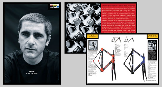 Look cycle. Brochure 2002