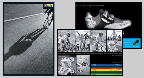 Look cycle. Brochure 2001