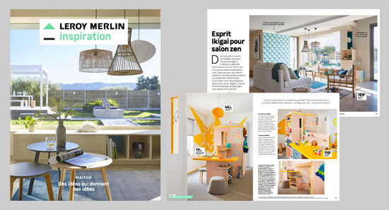 Leroy Merlin. Guide Inspiration 2018