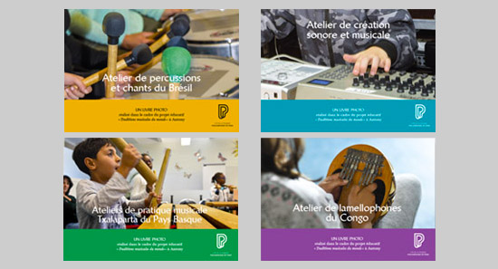 Philharmonie de Paris. Livre photos